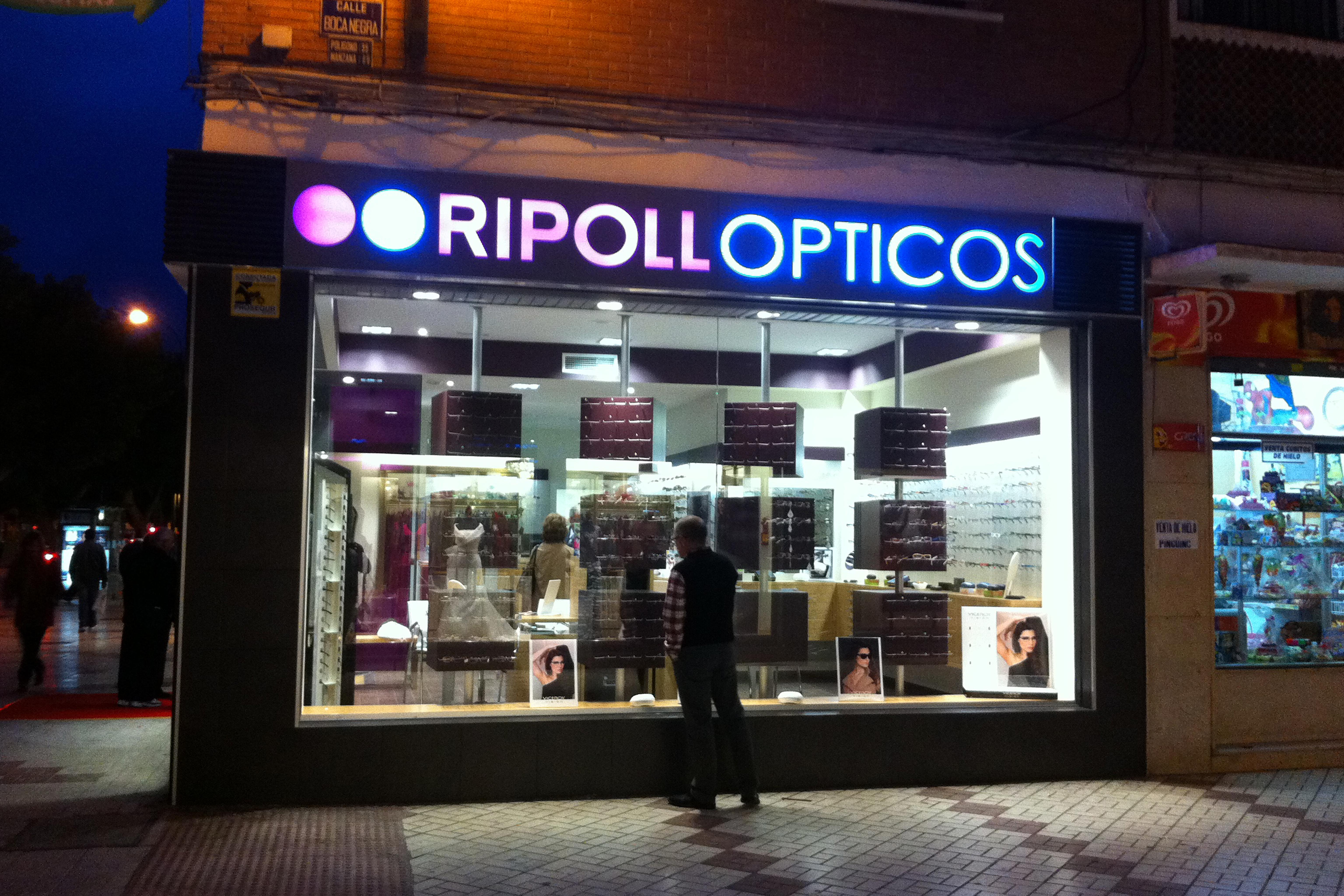 RIPOLL ÓPTICOS