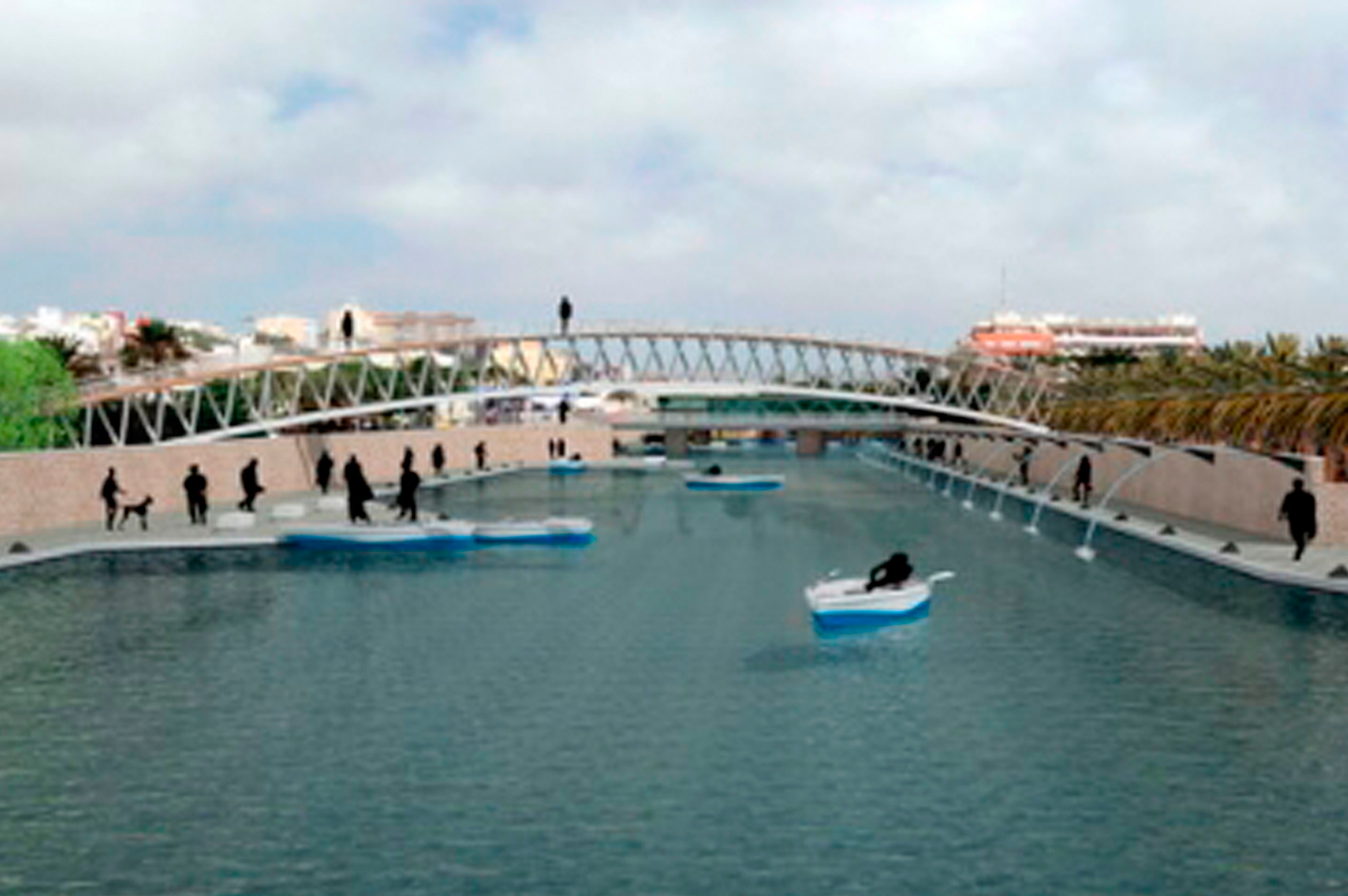 GOLD RIVER OF MELILLA